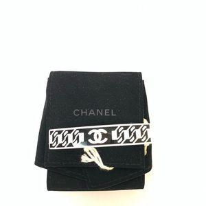 Chanel runway hair barrette clip